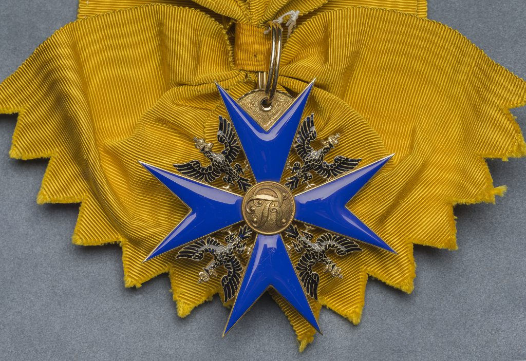 Kreuz des Schwarzen Adlerordens