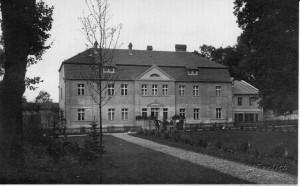 Schloss Buskow nach 1921