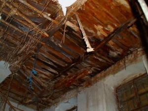 Fussboden Obergeschoss im Mädchenhaus